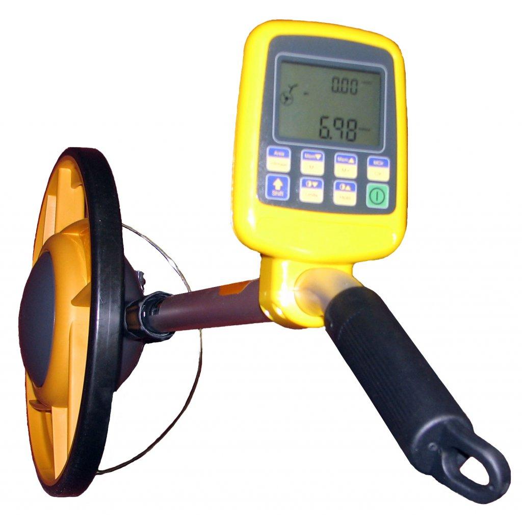 Digital Measuring Instruments For Trucks : Datum ddrw digital road measuring wheel smith surveying