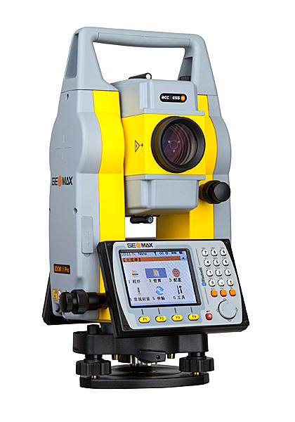 geomax zoom 35 pro a10 1000m reflectorless total station smith surveying equipment. Black Bedroom Furniture Sets. Home Design Ideas