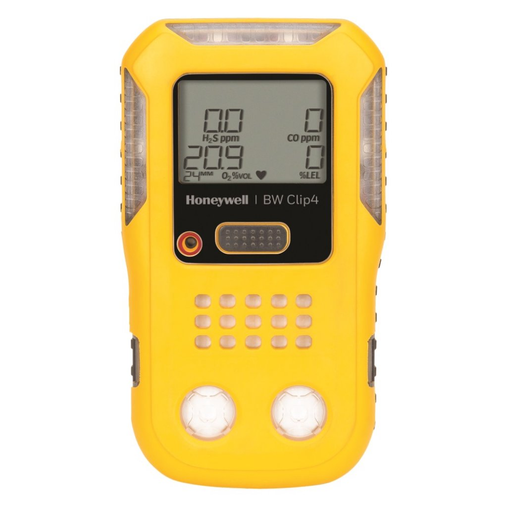 BW CLIP4 MULTI-GAS DETECTOR | Smith Surveying Equipment