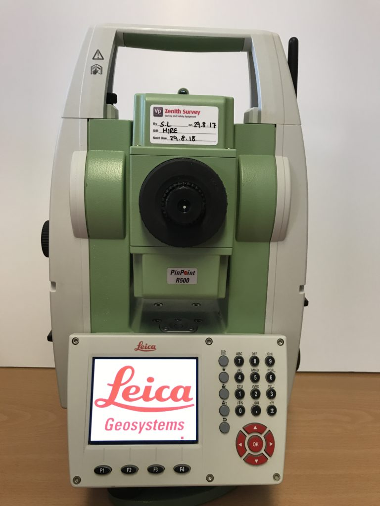 reconditioned leica ts09 plus 5 second r500 total station smith surveying equipment. Black Bedroom Furniture Sets. Home Design Ideas