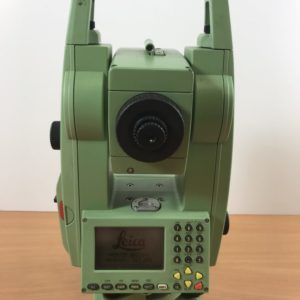 RECONDITIONED LEICA TCR705 5 SECOND EXTENDED REFLECTORLESS RANGE TOTAL STATION